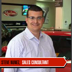 Steve Nunez - Fluent Spanish Sales Professional at Marino CJD in Chicago, IL