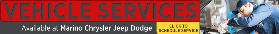 Learn more about MOPAR Service in Chicago, IL - click to schedule repair or maintenance at Marino Chrysler Dodge Jeep