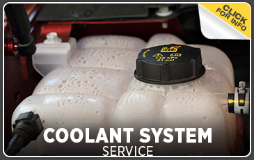 Click to view our coolant system service information in Chicago, IL