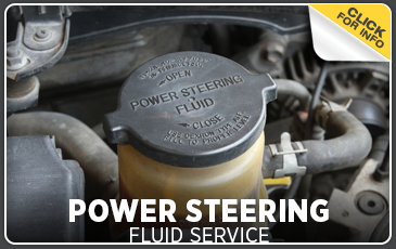 Click to view our power steering fluid service information in Chicago, IL