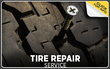 Click to view our tire repair service information in Chicago, IL