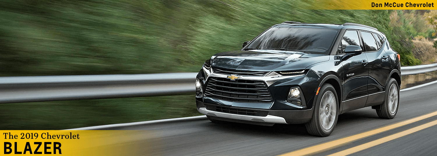 New Chevy Blazer >> The All New 2019 Chevy Blazer Price Features And Equipment Info