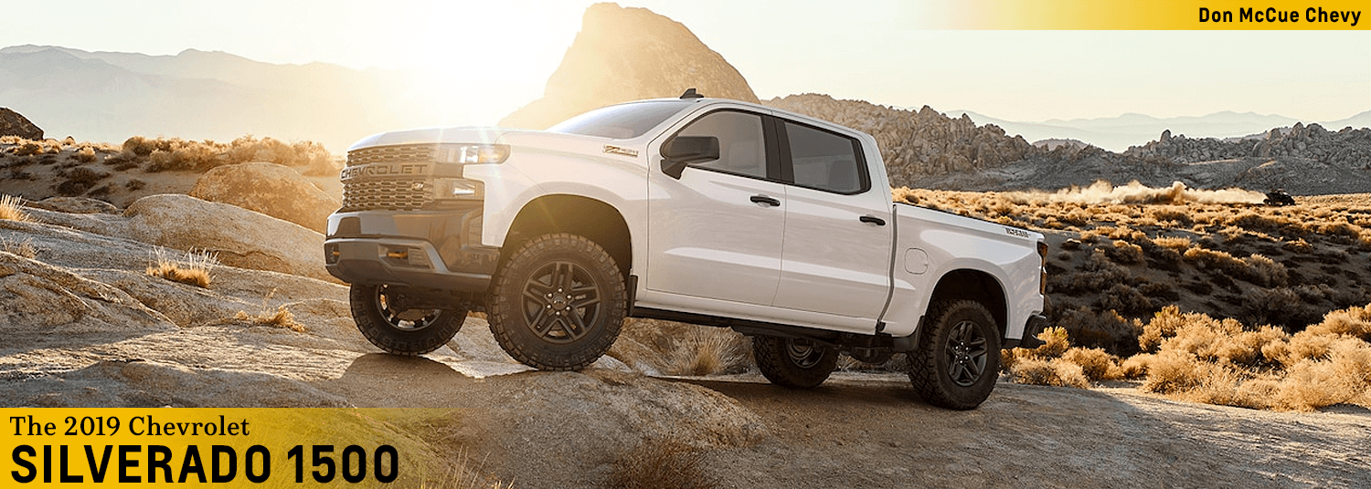 Review The Exciting New 2019 Chevrolet Silverado 1500