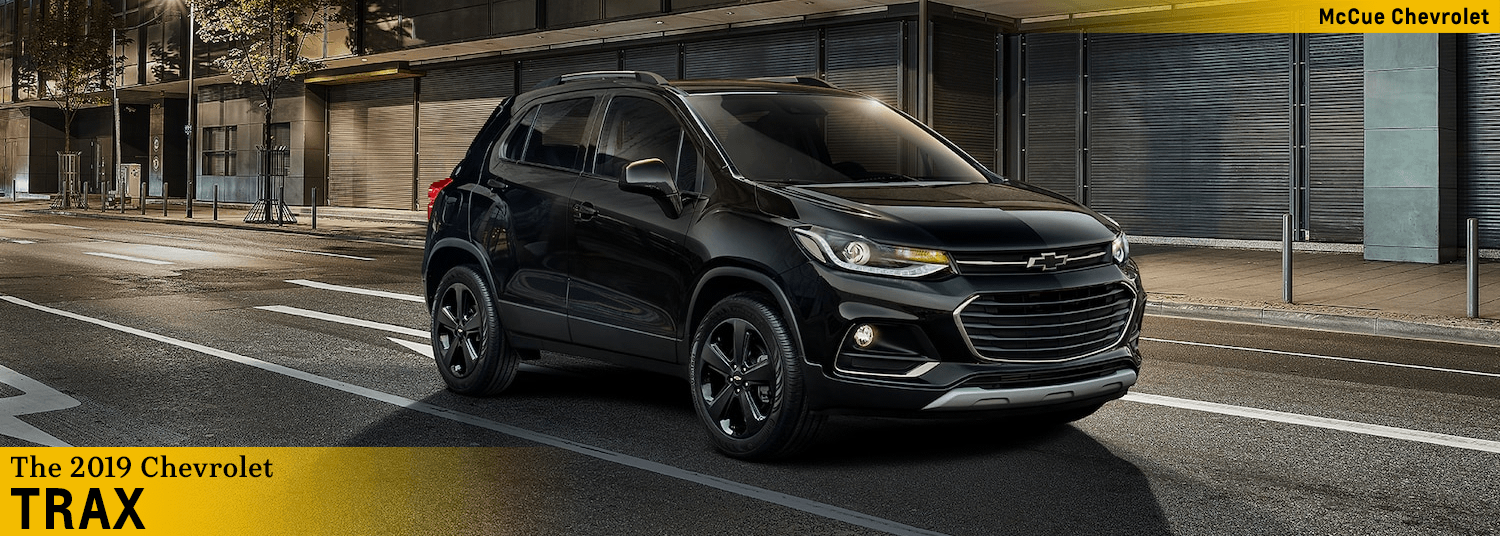 2019 Chevrolet Trax Find The Best Crossover Suv In St