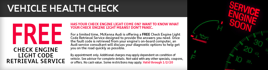 Vehicle Health Check Service Special in Norwalk, CA