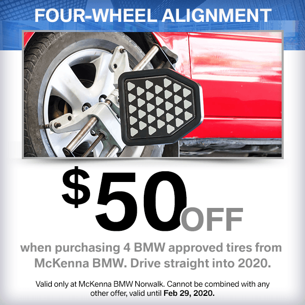 Buy 4 New Tires and save on a four-wheel alignment in Norwalk, CA