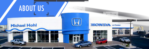 About Michael Hohl Honda in Carson City, NV
