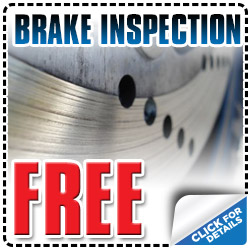 Complimentary Honda Brake Inspection Discount Service Coupon serving Carson City, Nevada