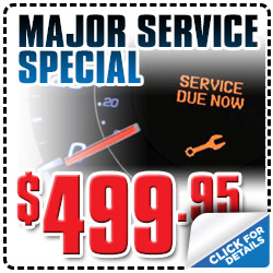 Major Honda Scheduled Maintenance Service Special in Carson City, Nevada