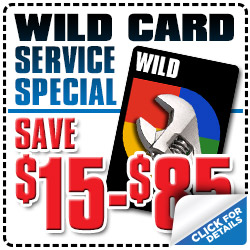 Reno Honda Wild Card Service Special Coupon serving Carson City, Nevada