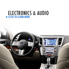 Subaru Technology Devices & Electronics Information & Details serving Reno, Nevada