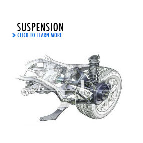 Subaru Suspension Performance & Handling Systems Details serving Reno, Nevada