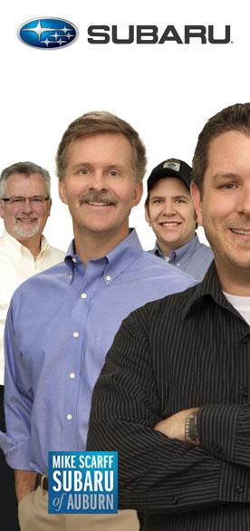 Review our Auburn Subaru Dealership serving Seattle, Washington