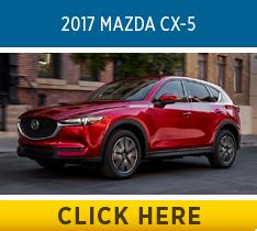 Click to view our 2017 Subaru Crosstrek vs 2017 Mazda CX-5 model comparison in Auburn, CA