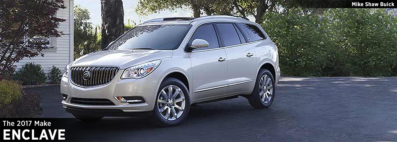 Buick Enclave Model SUV Research Information Colorado - Buick dealers in colorado