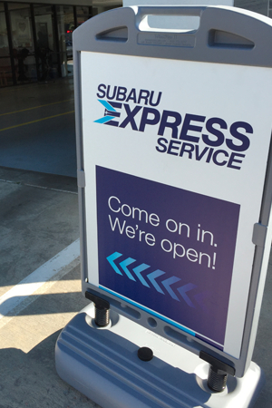 Subaru Maintenance Services in Thornton, CO