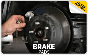 Click to view our genuine brake pads information in Thornton, CO