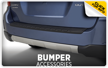Click to view our genuine bumper accessories information in Thornton, CO