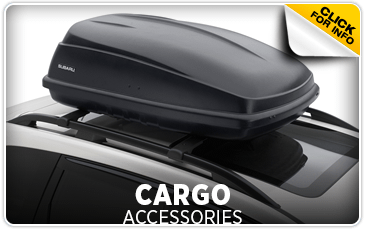 Click to view our genuine cargo accessories information in Thornton, CO