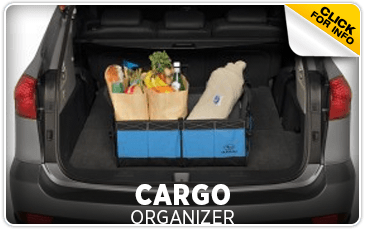 Click to view our genuine cargo organizer information in Thornton, CO