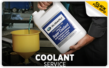 Click to learn about our Subaru coolant system service serving Denver, CO