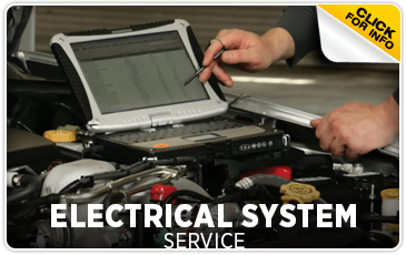 Click to learn about our Subaru electrical system service serving Denver, CO