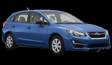 2016 Subaru Impreza 5 Door Vs Ford Escape Model Comparison