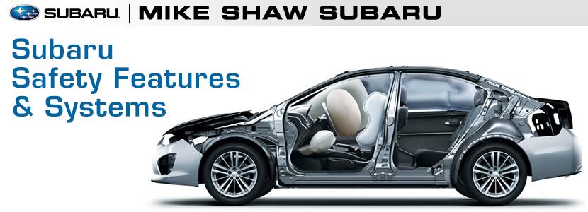 Subaru Dealers Denver >> Subaru Safety Systems & Features | Engineering Information ...