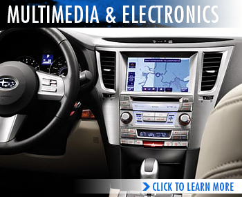 Research our multimedia & electronics engineering information at Mike Shaw Subaru serving Denver, CO