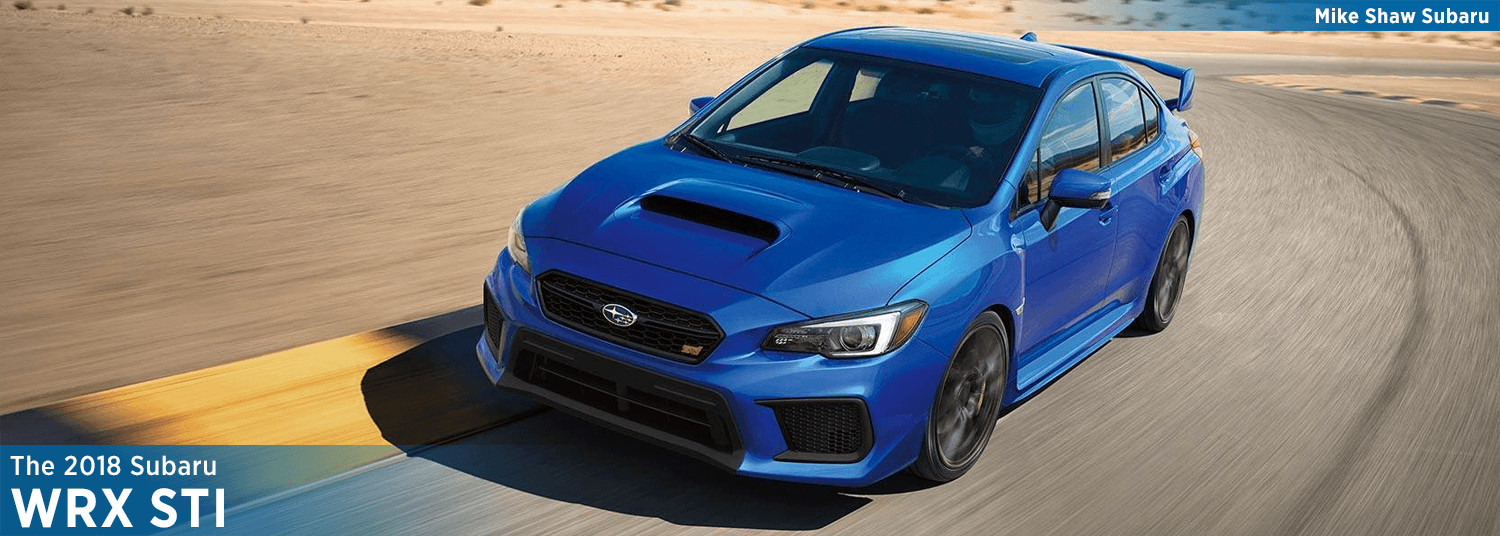 New 2018 Subaru Wrx Sti Sports Model Research Information 19 Inch Wheels On Features Details