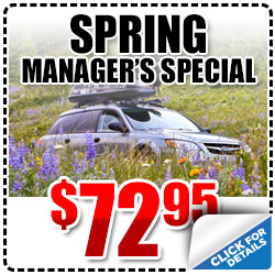 Mike Shaw Subaru Manager's Service Special in Denver, CO