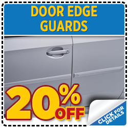 Mike Shaw Subaru special discount offer on genuine Subaru door edge guards
