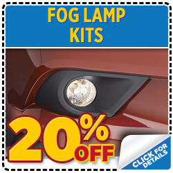 Save on Fog Lamp Kits with this parts special at Mike Shaw Subaru