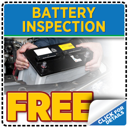 Click here to view our Subaru Free Battery inspection Special in Thornton, CO