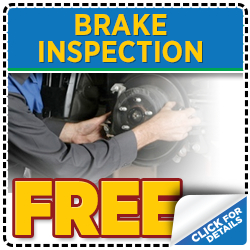Click here to view our Subaru Brake Inspection Special in Thornton, CO
