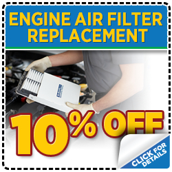 Click here to view our Subaru Engine Air Filter Savings Special in Thornton, CO