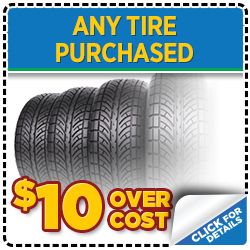 Click here to view our Subaru Tire Savings Special in Thornton, CO