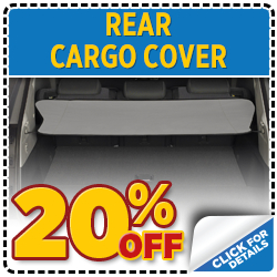 Click to save with our Subaru rear cargo cover parts special serving Denver, CO