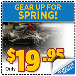 Click to view our Subaru Gear Up for Spring Service Special serving Denver, CO