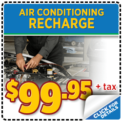 Click to view our Subaru air conditioning service special serving Denver, CO