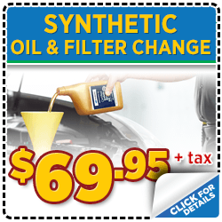 Click to view our Subaru synthetic oil change service special serving Denver, CO