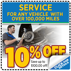 Click to view our Subaru mature 100,000 mile service special serving Denver, CO
