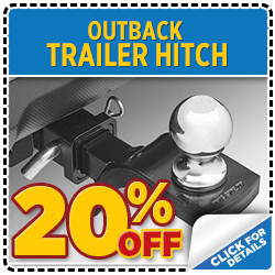 Click to view our Subaru Outback Trailer Hitch parts special serving Denver, CO