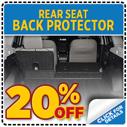 Click to view our rear seatback protector parts special at Mike Shaw Subaru serving Denver, CO
