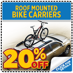 Click to view our roof mounted bike carrier parts special at Mike Shaw Subaru serving Denver, CO
