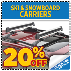 Click for our Ski & Snowboard Carrier parts special at Mike Shaw Subaru serving Denver, CO
