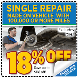 Browse our high mileage service special at Mike Shaw Subaru serving Denver, CO