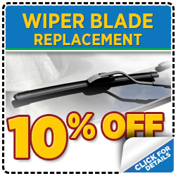 Click for service savings on wiper blade replacement at Mike Shaw Subaru serving Denver, CO