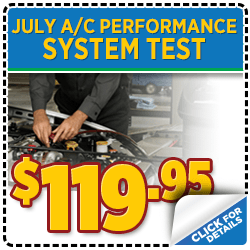 Browse our air conditioning service special at Mike Shaw Subaru serving Denver, CO
