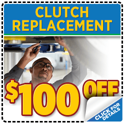 Browse our clutch replacement service special at Mike Shaw Subaru serving Denver, CO